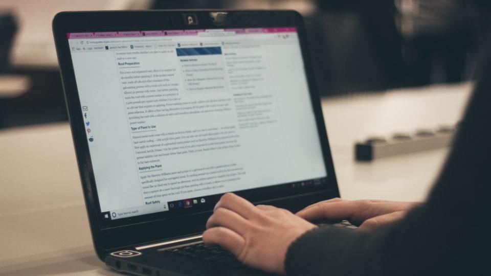 Erros para evitar no Blog